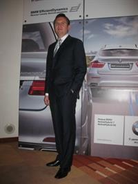 Будущий президент BMW Group Россия г-н Петер Кроншнабель