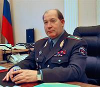Главный государственный инспектор РФ Виктор Кирьянов