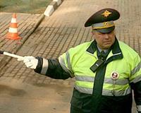 ГИБДД незаконно препятствовало въезду грузовиков в центр  Москвы, фото 1