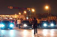 Стрирейсеры устроили гонки напротив здания ГИБДД, фото 1
