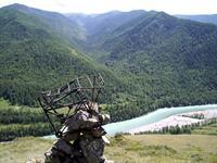 """Экстремальная экспедиция """"Сибирский марафон. Тюнгурский прорыв» в самом разгаре, фото 6"""