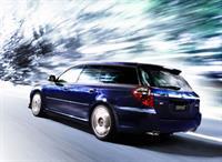Subaru отправляет универсал Legacy «на покой», фото 1