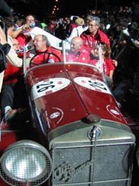 Alfa Romeo побеждает в легендарной гонке Mille Miglia 2007 , фото 4