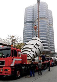 BMW возвращается в штаб-квартиру, фото 2
