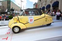 Одиннадцатое ралли классических автомобилей в Москве, фото 10