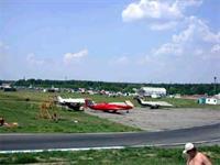 Нелегальный автодром в Мячково, фото 1