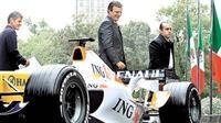 ING Renault F1 Team устроит демонстрационный заезд в Мехико , фото 1