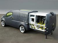 Nissan NV200: концептуальный офис на колесах, фото 1