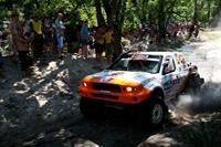 Боевое крещение команды 4RALLY на первом этапе гонки, фото 5