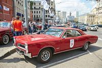 Одиннадцатое ралли классических автомобилей в Москве, фото 3