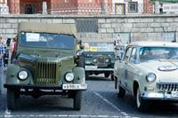 Стартовало VI ралли классических автомобилей «Золотое кольцо», фото 9