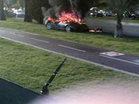 Сенсация: Тины Канделаки не было в злополучном Ferrari, фото 2
