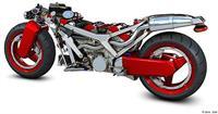 Первый Ferrari… мотоцикл, фото 1