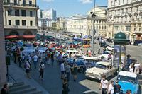 Одиннадцатое ралли классических автомобилей в Москве, фото 5
