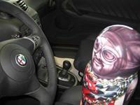 Матрешка в стиле Alfa Romeo, фото 1