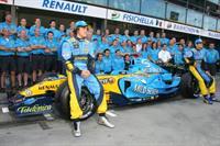 Команда Renault F1 Team объявляет о переменах в 2007 году, фото 2