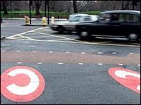В Лондоне расширили платную для автомобилистов зону , фото 1