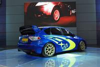 Гоночный болид Subaru WRC Concept готов к бою, фото 2