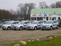 Атлант-М Бажова провел Volkswagen Off-road Experience 2011, фото 1