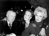 Ксения Собчак с семьей