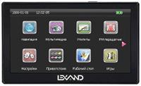 Новые навигаторы Lexand серии ST-57x, фото 2