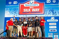 Команда 4RALLY на финише ралли «Шелковый путь 2012», фото 7