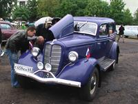 В День Победы в Москве состоится парад старинных автомобилей, фото 3