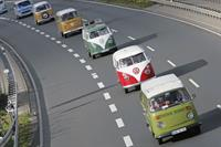 Празднование юбилея Volkswagen Transporter в Ганноверe, фото 3