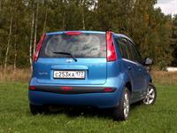 Nissan Note: Стильная машина для разборчивого семьянина, фото 8