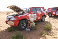 Женское  Ралли Газелей «Rallye Aicha des Gazelles» 2008 примет три российских экипажа!, фото 2