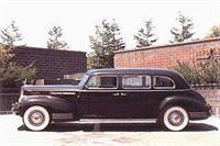 Packard Super 8 Lebaron 1941 года