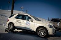 Тест-драйв Mercedes-Benz в «Целеево», фото 3
