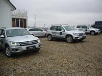 Атлант-М Бажова провел Volkswagen Off-road Experience 2011, фото 3