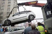 В 2006 году более 75 тыс. автомобилей побывали на штрафстоянке , фото 1