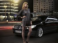 Топ-модели рекламируют машины, фото 2