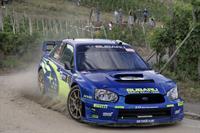 Subaru на Ралли Германия , фото 3