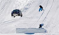 С горнолыжного склона на Subaru Impreza WRX STi, фото 2