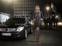 Топ-модели рекламируют машины, фото 1