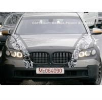BMW тестирует новую «семерку», фото 1