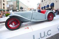 Одиннадцатое ралли классических автомобилей в Москве, фото 8