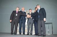 PSA Peugeot Citroen и Mitsubishi Motors Corporation заложили первый камень совместного завода в Калуге , фото 2