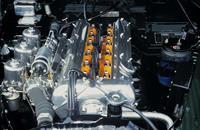 Классический мотор Jaguar XJ