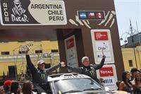 Леонид Новицкий – лучший полупрофессиональный гонщик «Дакара 2012»!, фото 6