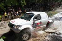 Боевое крещение команды 4RALLY на первом этапе гонки, фото 7
