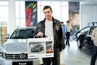 Volkswagen Passat в Авилоне, фото 2
