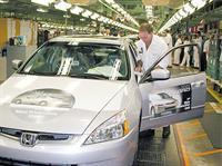 Honda увеличила объемы производства, фото 1