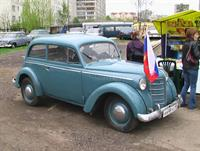 В День Победы в Москве состоится парад старинных автомобилей, фото 1