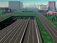 Волоколамское шоссе расширят до 10 полос, фото 1