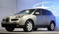 "Subaru B9 Tribeca – претендент на звание ""Автомобиль года"", фото 1"
