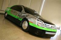 «Водородный» Ford установил новый рекорд скорости, фото 1